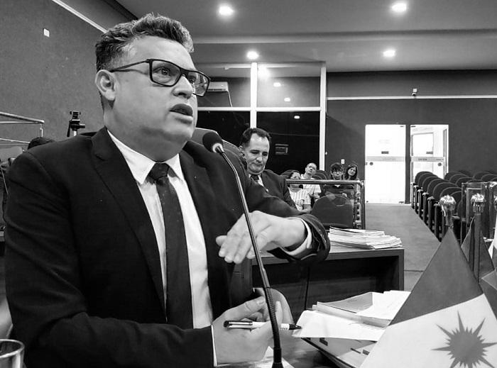 Deputado federal Tiago Dimas manifesta pesar pela morte do ex-vereador Gercival Lopez