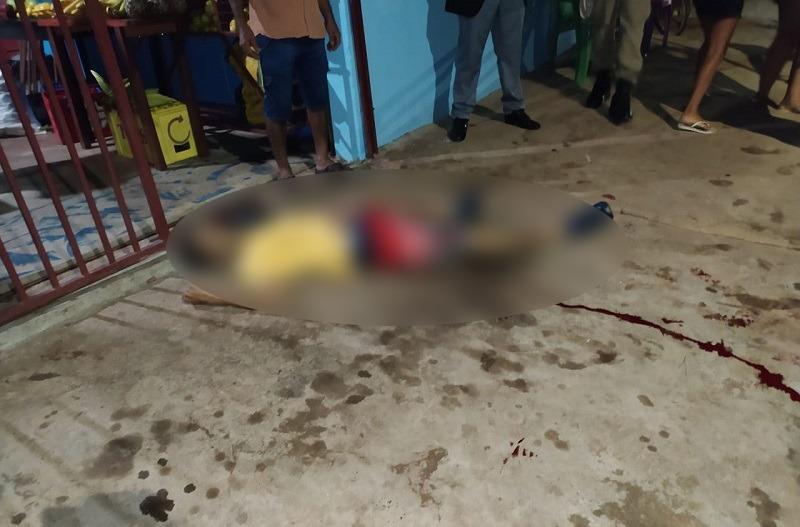 Jovem é assassinado na porta de bar em Gurupi