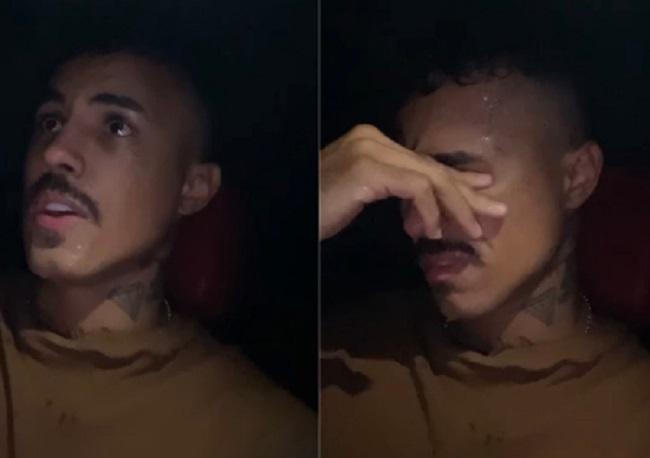 MC Livinho reaparece após vídeo pedindo socorro: 'Estou bem'