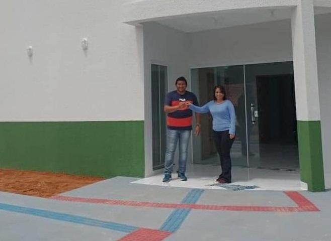 Deputada federal Dulce Miranda destaca emenda de R$ 350 mil para construção de CRAS em Lizarda