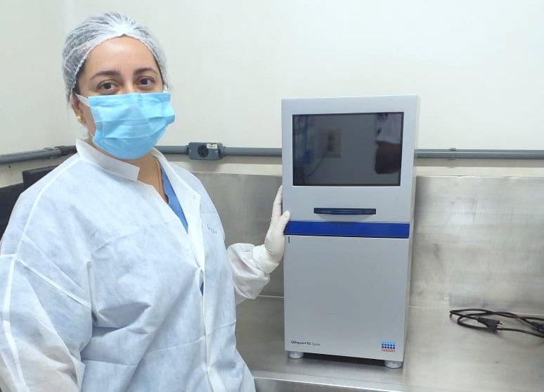 Parceria entre Lacen e UFT amplia capacidade de análise de exames para Covid-19