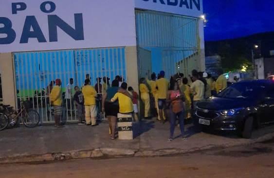 Prefeitura de Paraíso informa pagamento de salários a empresa responsável pela limpeza pública
