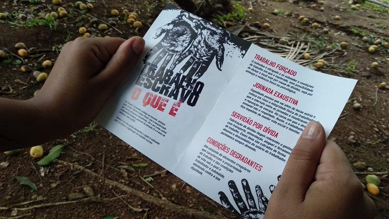 Trabalho escravo contemporâneo prática rotineira no Brasil que fere a dignidade da pessoa humana