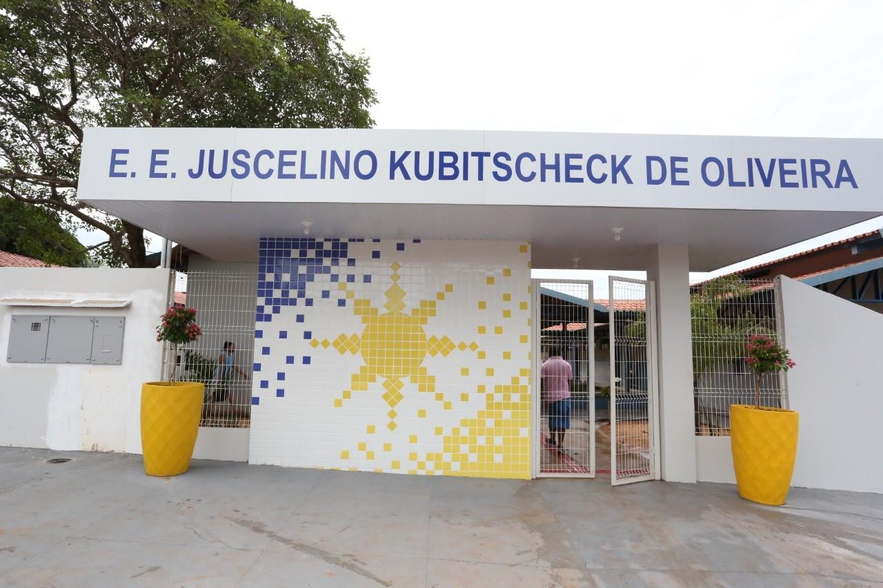 Comunidade escolar de Paraíso comemora investimento do Governo do Tocantins em obras educacionais