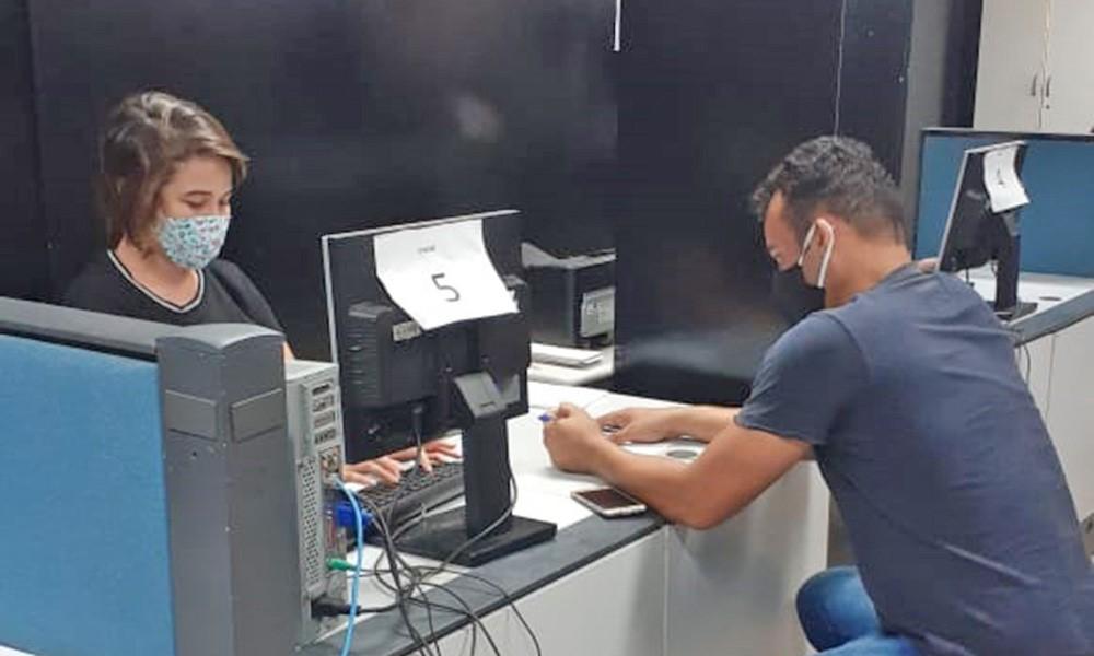 Instituto de Identificação em Palmas passa a atender exclusivamente por agendamento