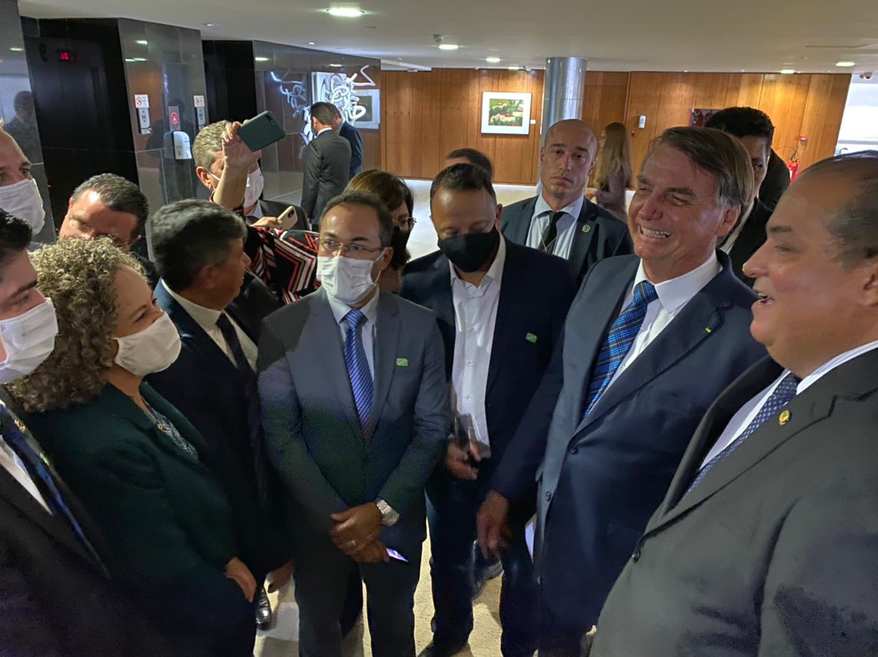 Prefeita Josi Nunes participa do lançamento da Agenda Prefeito + Brasil em Brasília
