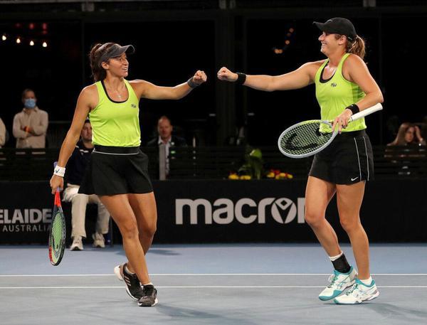 Luisa Stefani vai à final no WTA 500 de Adelaide, na Austrália