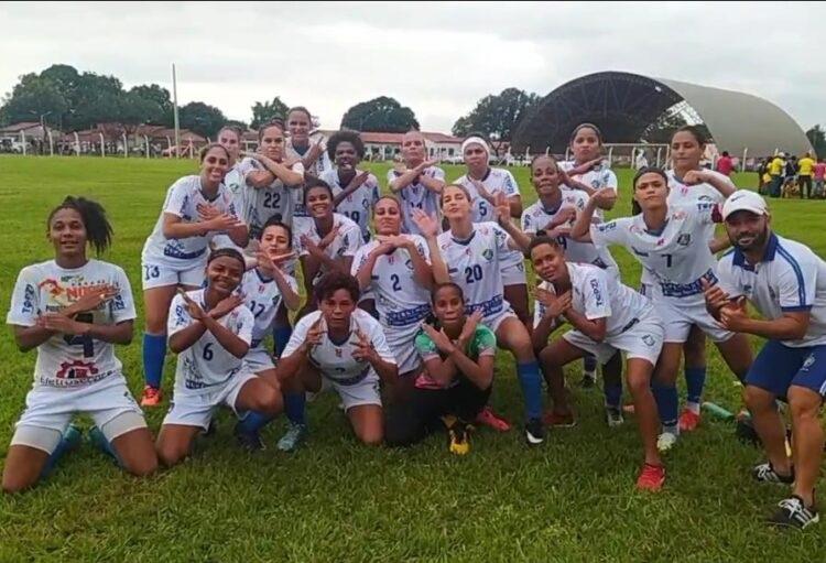 Paraíso EC enfrenta novamente o Grêmio Tocantins na final do Estadual Feminino; confira arbitragem
