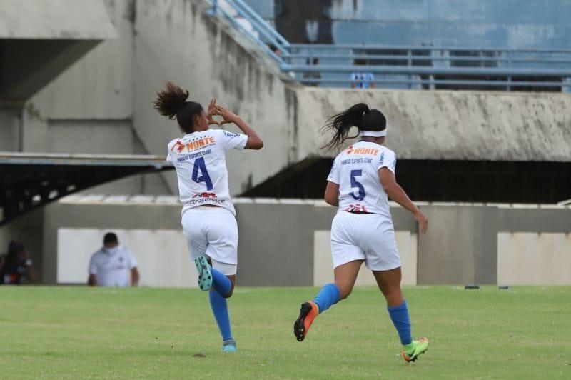 Estadual Feminino: Paraíso Esporte Clube vence jogo de ida da final