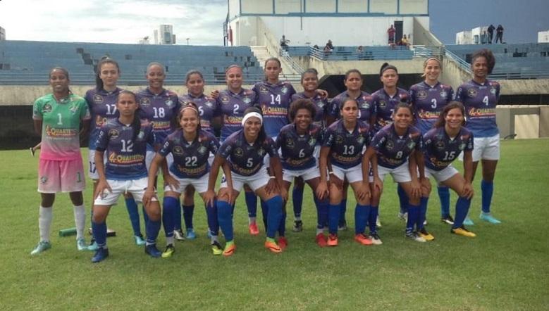 Paraíso EC goleia o Atlético Cerrado por 7 a 0 e garante vaga na final do Estadual Feminino