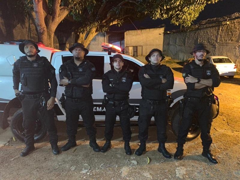 Polícia Penal atua no combate à criminalidade e fiscaliza cumprimento de decretos em Paraíso TO
