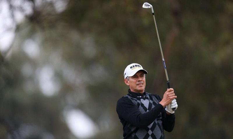 Golfe: pela vaga olímpica, Adilson da Silva retorna ao Sunshine Tour