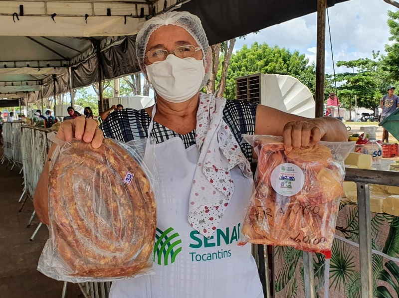 FAET e MAPA realizam edições do projeto Feira Segura nos municípios de Araguatins e Gurupi