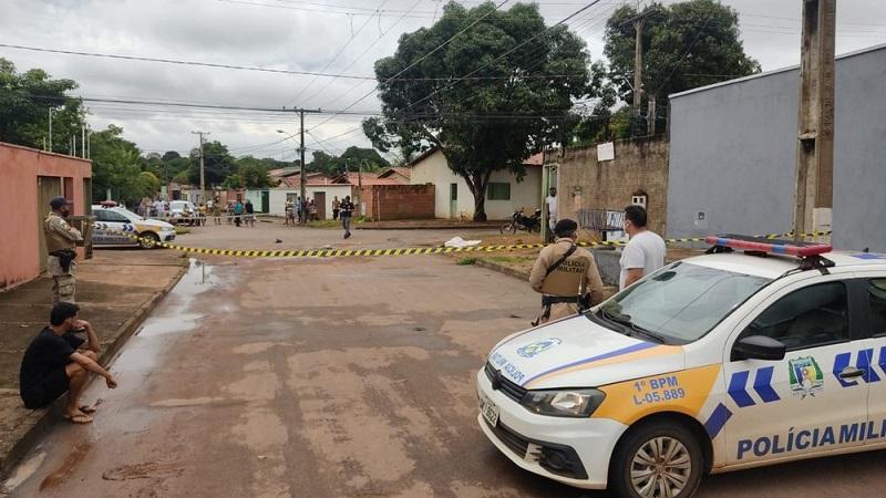 Polícia Militar prende em flagrante autor de feminicídio na região norte de Palmas