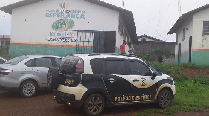 Rádio comunitária de Miranorte volta a sofrer tentativa de furto; série de crimes atormenta moradores