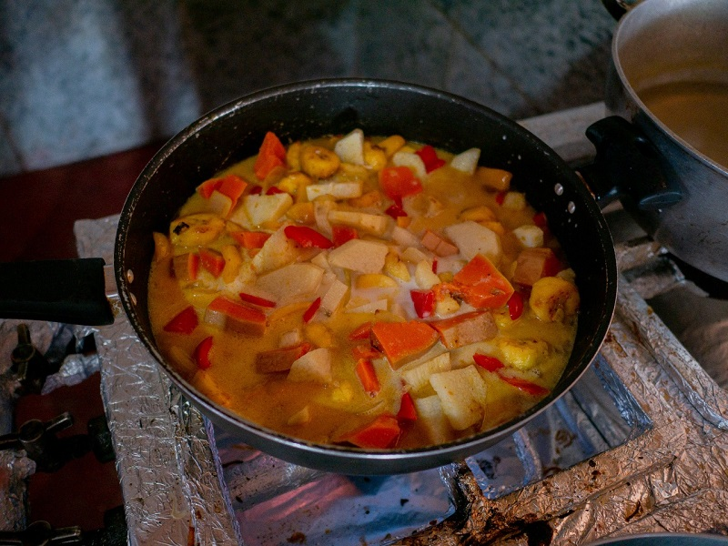 Comunidades quilombolas recebem oficinas sobre identidade gastronômica com o projeto Sabores e Saberes do Cerrado