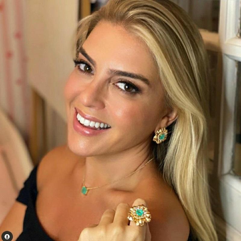 Influencer e estilista Daniela Cabrera é destaque nas redes sociais
