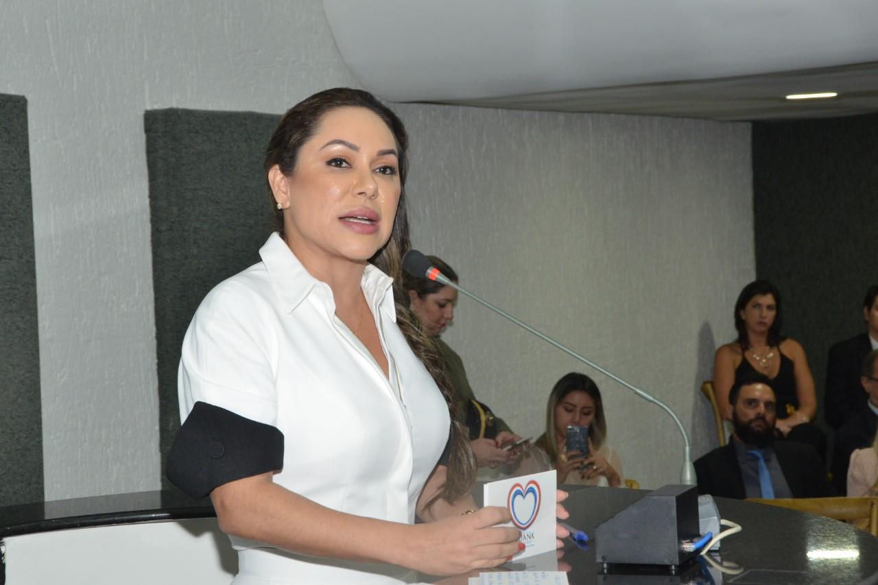 Com requerimento de Luana, governador vai nomear aprovados no concurso da Polícia Civil