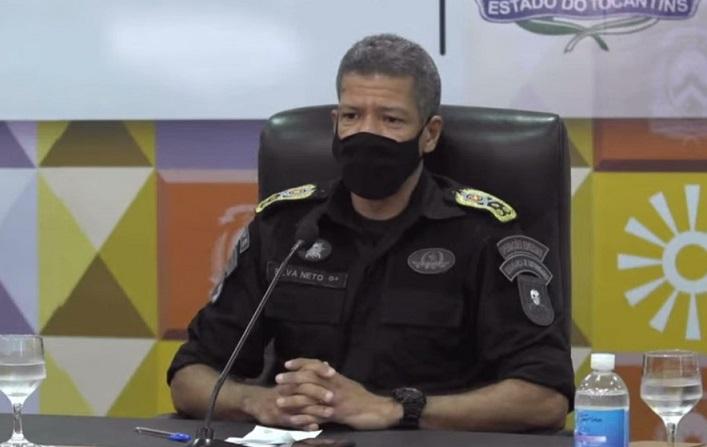 Comandante da PMTO confirma adiamento das provas e divulga número de inscritos no certame