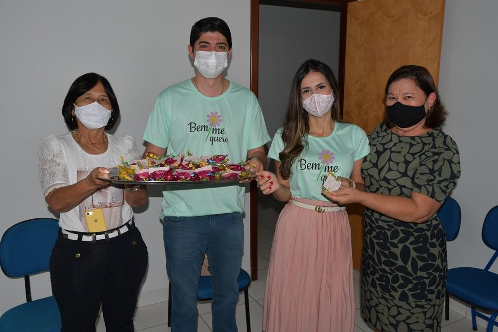Servidoras da Secretaria de Assistência Social e Habitação de Paraíso são homenageadas