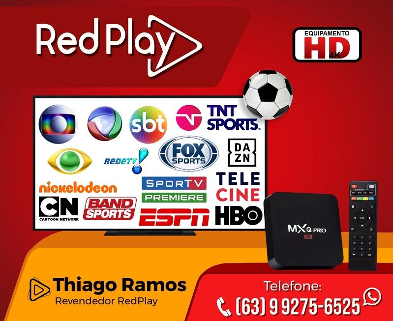 Conheça a RedPlay, sua TV por assinatura via streaming