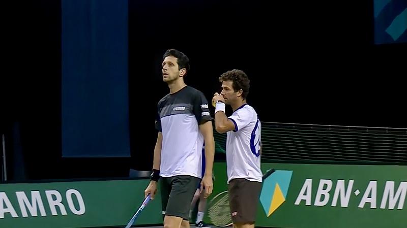 Melo e Rojer param na estreia no Masters 1000 de Monte Carlo