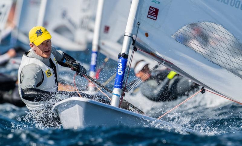 Vitória em regata e top 3 na classificação geral marcam o dia de Robert Scheidt em Portugal