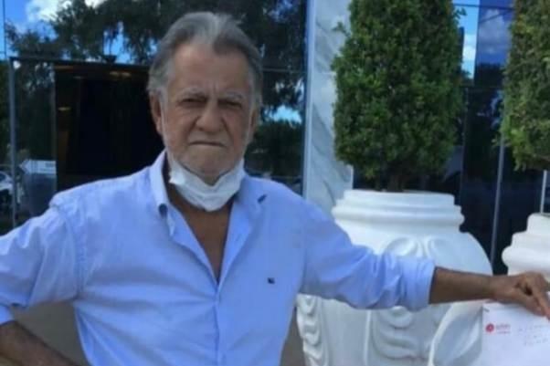Carlos Roberto de Abreu, ex-prefeito de Miranorte morre vítima da Covid-19