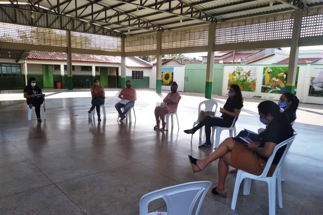 Escolas da Rede Municipal de Ensino de Paraíso finalizam 1º bimestre letivo
