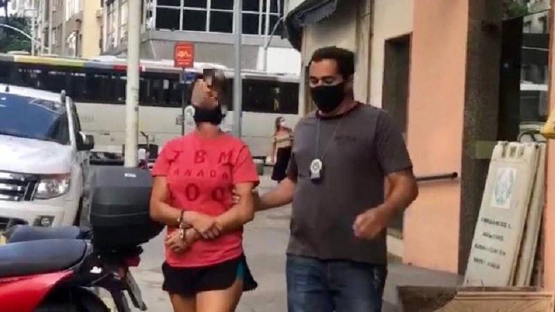 Garota de programa é presa acusada de dopar e estuprar empresário
