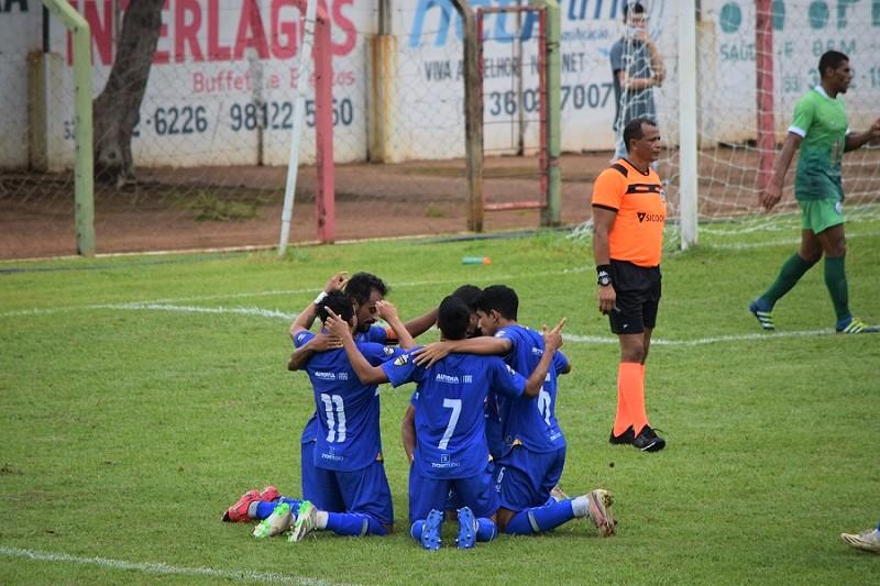Palmas vence Araguacema por 5 a 1 em jogo atrasado da 4ª rodada
