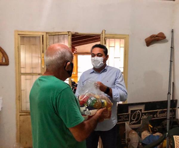 Governo do Tocantins realiza mais uma etapa do Projeto de Assistência à Classe Artística e Cultural em Palmas e no Bico do Papagaio