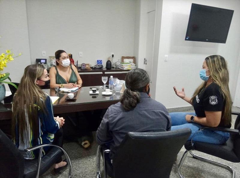 Deputada Luana Ribeiro solicita que sejam asseguradas as progressões da Polícia Civil