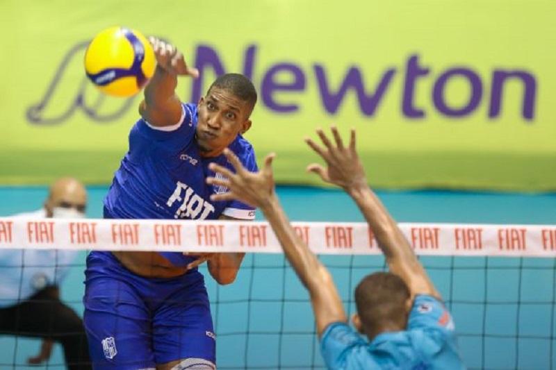 Fiat Minas vence o Itapê e faz 1 a 0 na semifinal em Saquarema