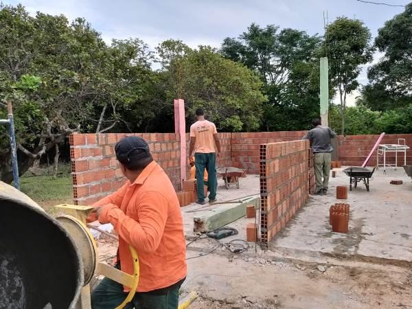 Naturatins e Prefeitura iniciam construção da nova sede da Área de Proteção Serra do Lajeado