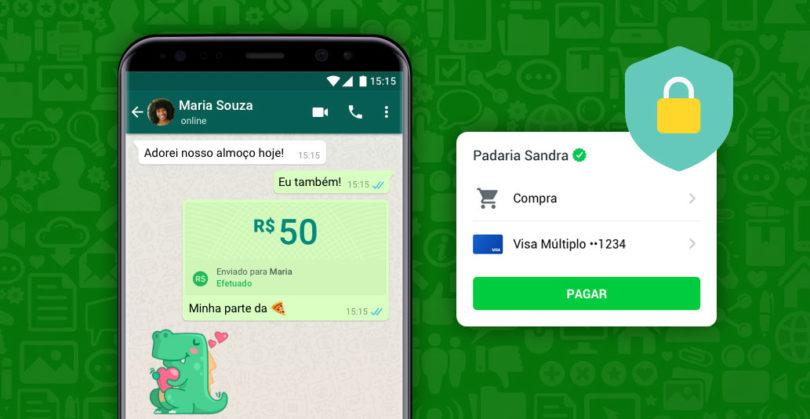 Pix pelo Whatsapp entra em operação no Brasil