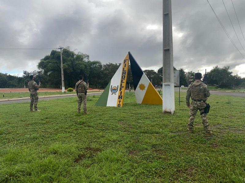 Polícia Civil deflagra Operação Horus na fronteira entre Tocantins e Maranhão
