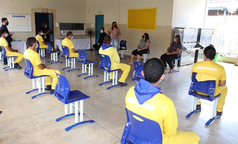 Escola Estadual Vila União é a primeira unidade de ensino beneficiada com o programa Reeduca Tocantins