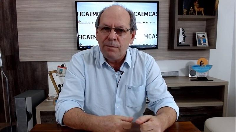 Em João Pessoa, Ronaldo Dimas auxilia prefeitura na montagem de projetos para captar até US$ 100 milhões