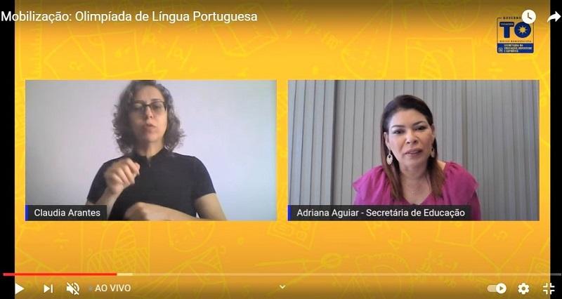Educação mobiliza escolas para participarem da Olimpíada Brasileira de Língua Portuguesa