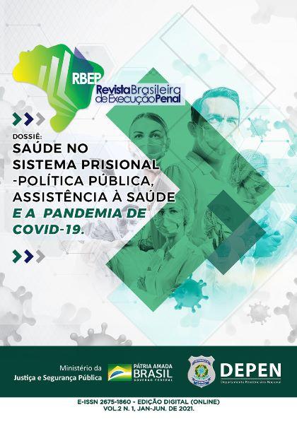 Servidoras do Sistema Penal do Tocantins têm artigo publicado em revista que aborda a assistência à saúde de custodiados