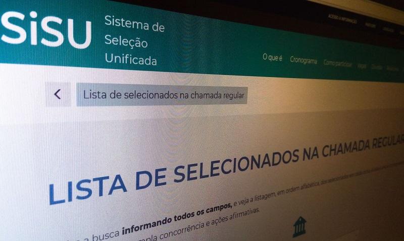 MEC prorroga prazo de inscrição para o Sistema de Seleção Unificada; UFT oferta 947 vagas