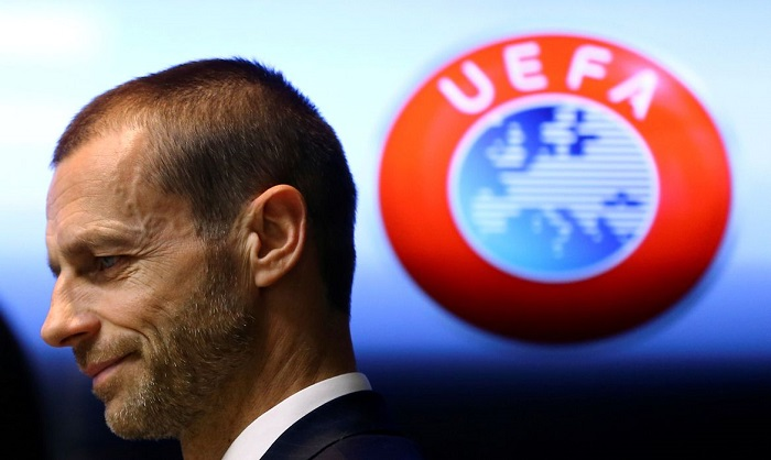 Presidente da Uefa reafirma que clubes dissidentes serão banidos