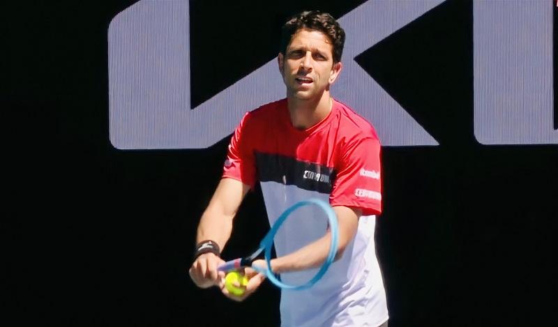 Marcelo Melo estreia no Masters 1000 de Roma ao lado de Marin Cilic