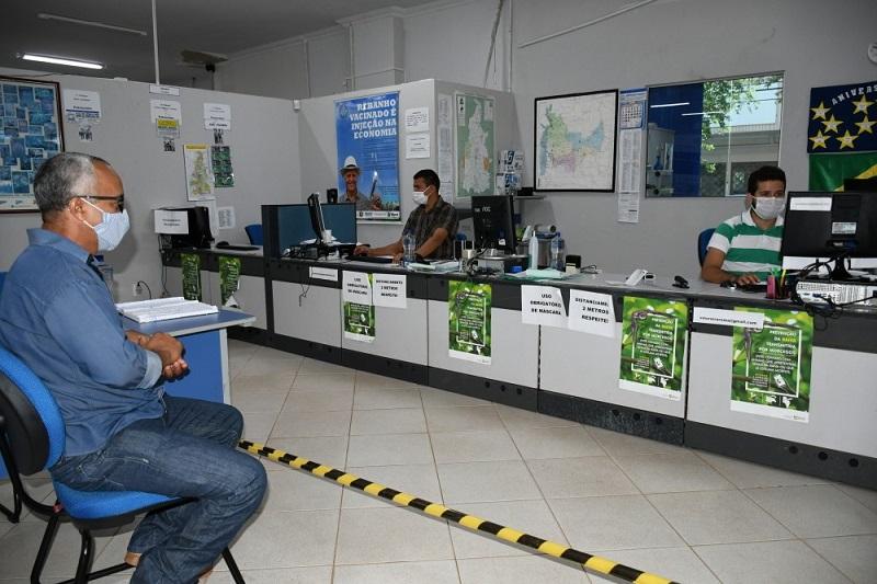 Tocantins estabelece cadastramento obrigatório de transportadores de animais e dos respectivos veículos