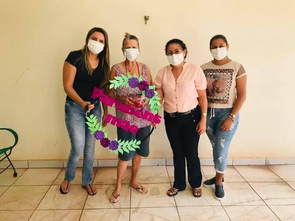 Assistência Social de Barrolândia homenageia mães do município