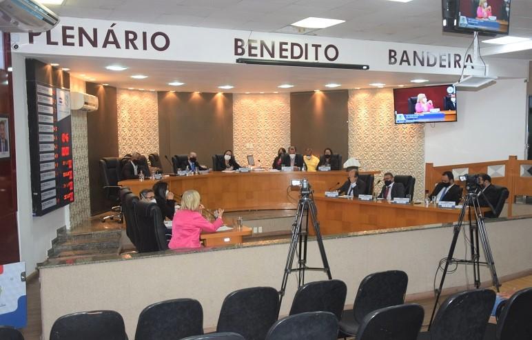 Câmara Municipal de Paraíso transmite ao vivo 25ª Sessão Ordinária; assista