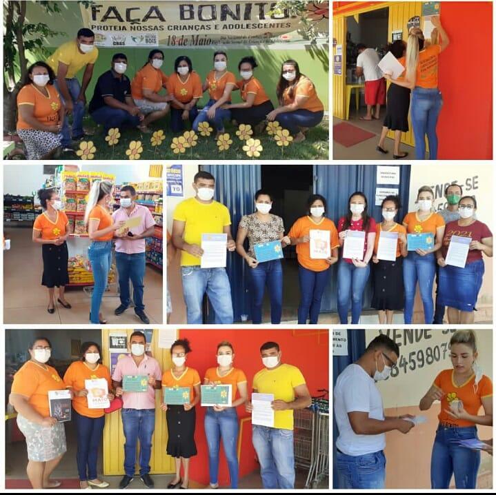 Faça Bonito: Campanha mobiliza comunidade de Rio dos Bois