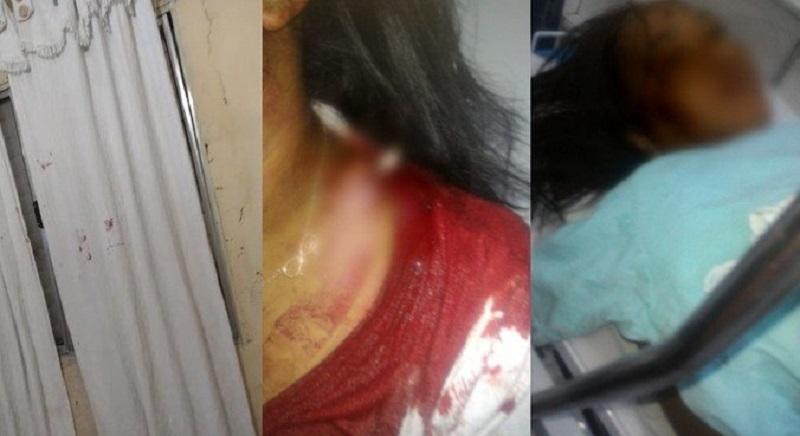 Homem ataca ex-companheira com mais de dez golpes de faca em SP