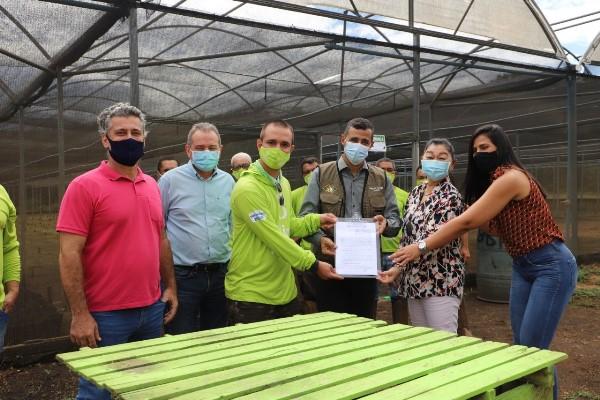 Governo do Tocantins e 8 Billion Trees firmam Cooperação Técnica para produção de 350 mil mudas em unidades de conservação